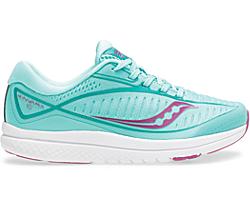 Kinvara 10 Sneaker, Turquoise, dynamic