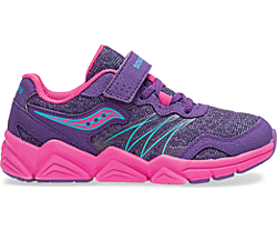 Flash A/C Sneaker, Purple, dynamic