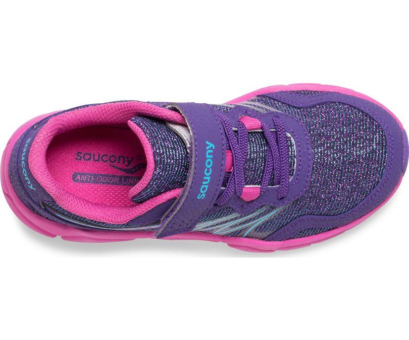 Flash A/C Sneaker, Purple, dynamic