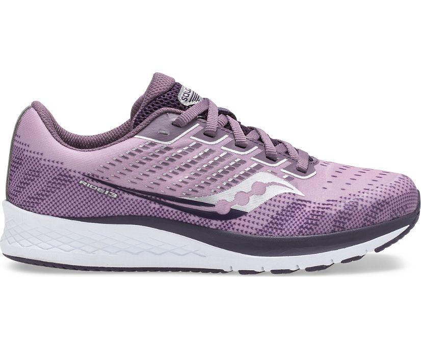 Ride 13 Sneaker, Purple, dynamic