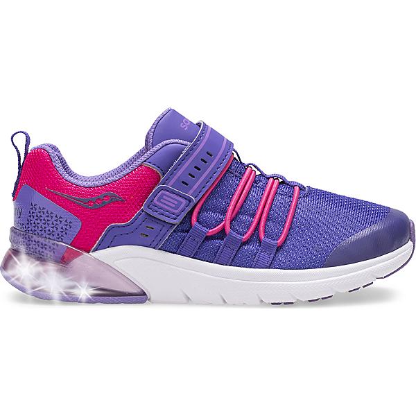 Flash Glow 2.0 Sneaker, Purple | Pink, dynamic