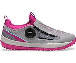 Switchback 2.0 Sneaker, Grey | Magenta, dynamic
