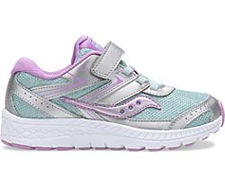 Cohesion 13 A/C Sneaker, Silver | Turq, dynamic