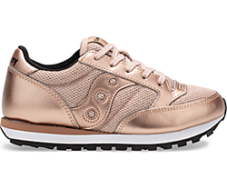 Jazz Original Sneaker, Rose Gold, dynamic