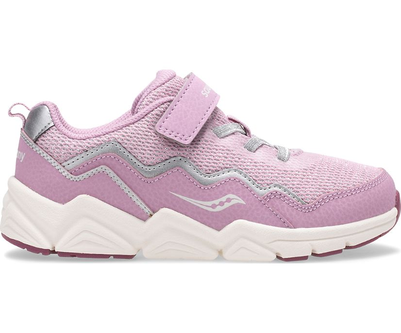 Flash A/C 2.0 Sneaker, Pink Metallic, dynamic