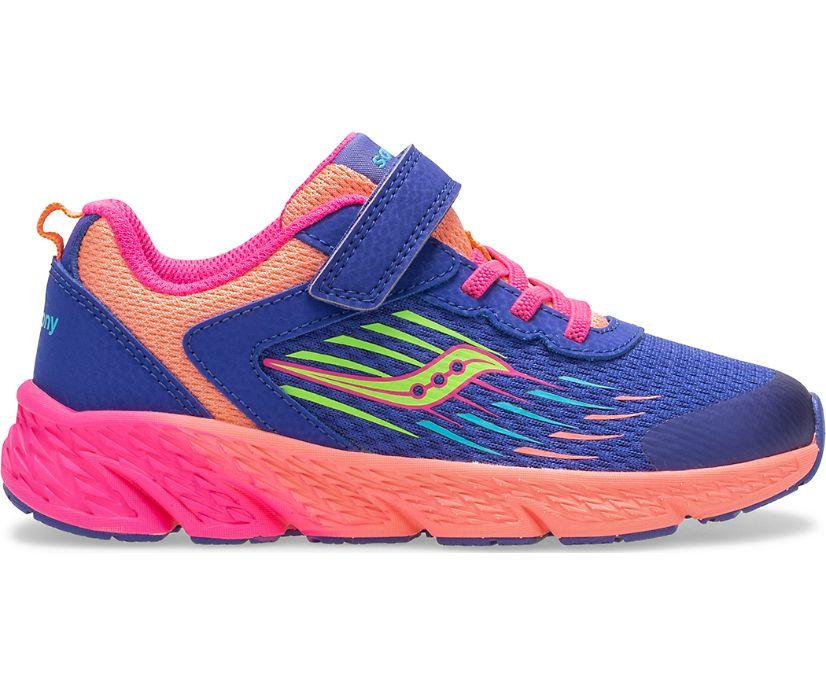 Wind A/C Sneaker, Blue | Multi, dynamic