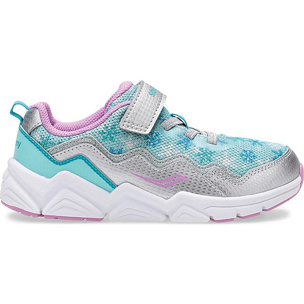 Flash A/C 2.0 Sneaker, Turq | Silver, dynamic