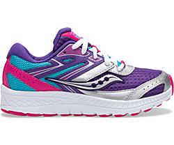 Cohesion 13 Lace Sneaker, Purple | Turq | Pink, dynamic