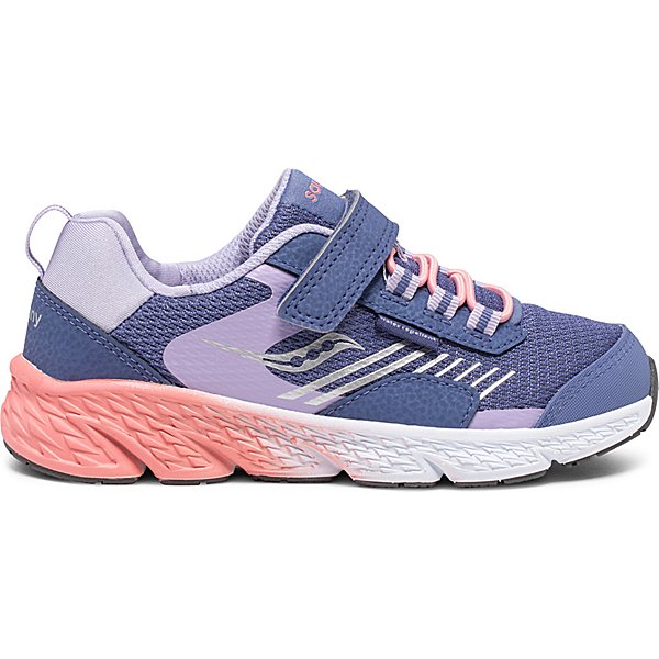 Wind Shield A/C Sneaker, Blue   Lavender   Coral, dynamic