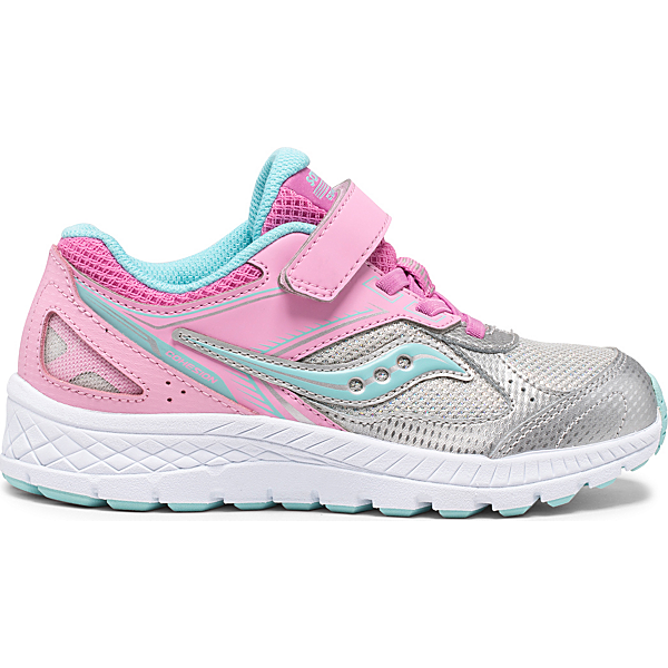 Cohesion 14 A/C Sneaker, Pink | Silver, dynamic