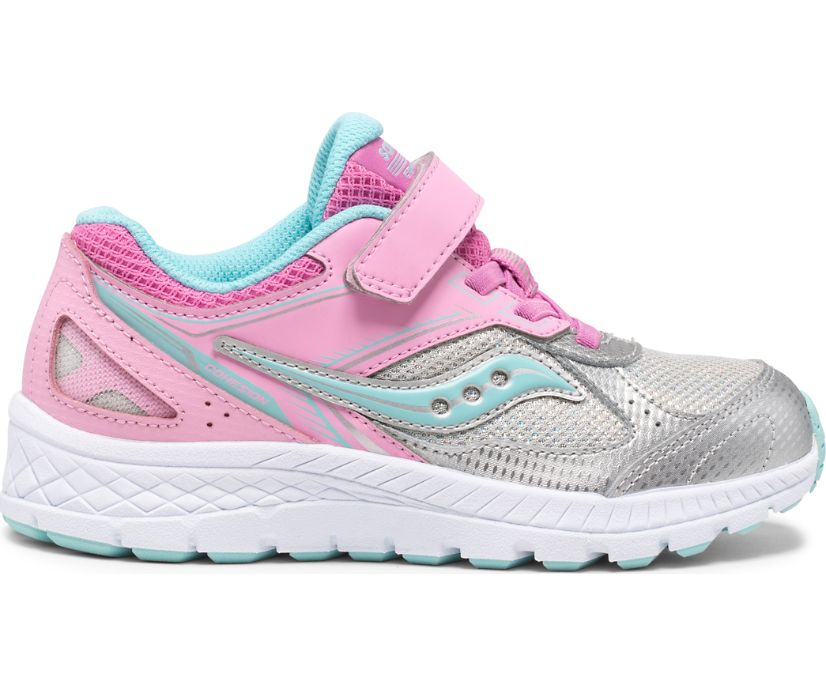 Cohesion 14 A/C Sneaker, Pink   Silver, dynamic