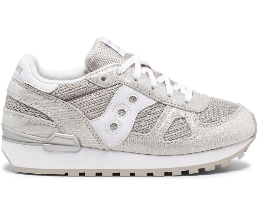 Shadow Original Sneaker, Silver Metallic, dynamic