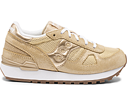 Shadow Original Sneaker, Gold Metallic, dynamic