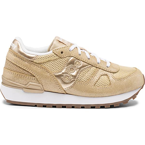 Shadow Original Sneaker, Gold Metallic, dynamic