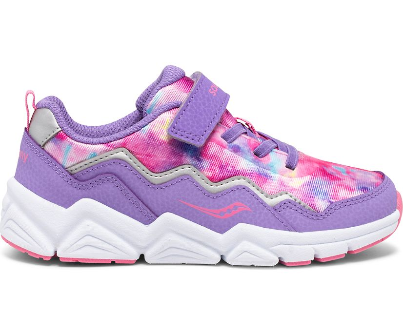 Flash A/C 2.0 Sneaker, Purple | Multi, dynamic