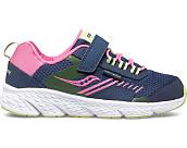 Navy | Green | Pink