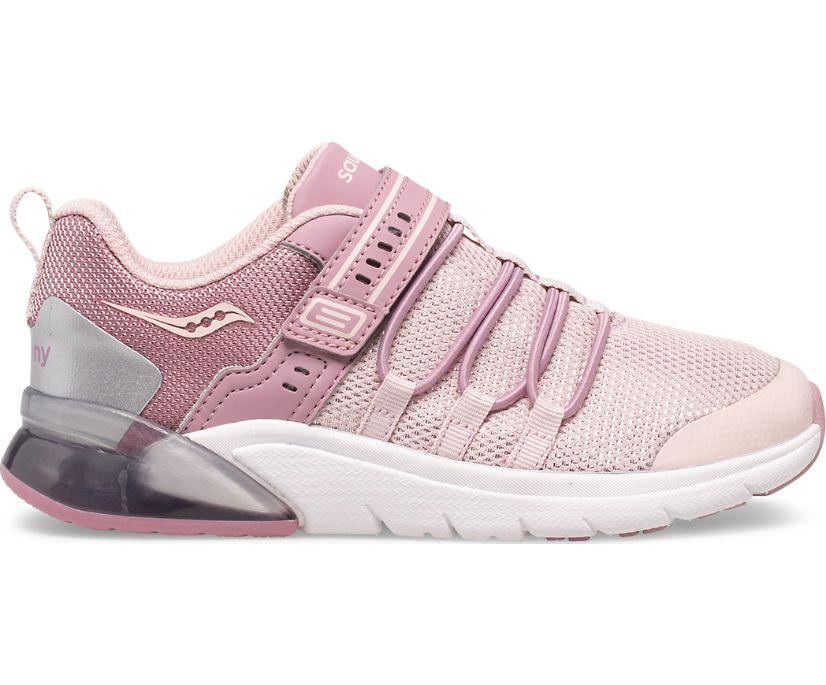 Flash Glow 2.0 Sneaker, Blush, dynamic