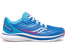 Kinvara 12 Sneaker, Blue | Pink, dynamic