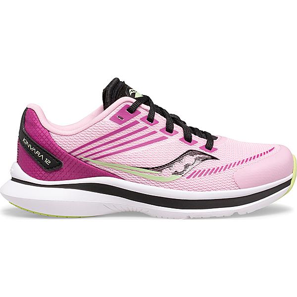 Kinvara 12 Sneaker, Pink | Purple, dynamic