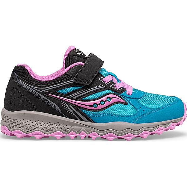 Cohesion 14 A/C Sneaker, Blue | Pink | Black, dynamic