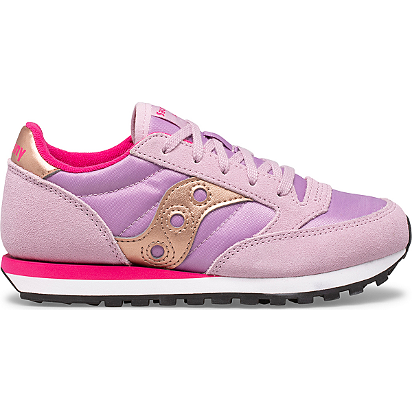Jazz Original Sneaker, Mauve | Pink, dynamic