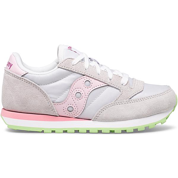 Jazz Original Sneaker, Grey | Pink | Green, dynamic