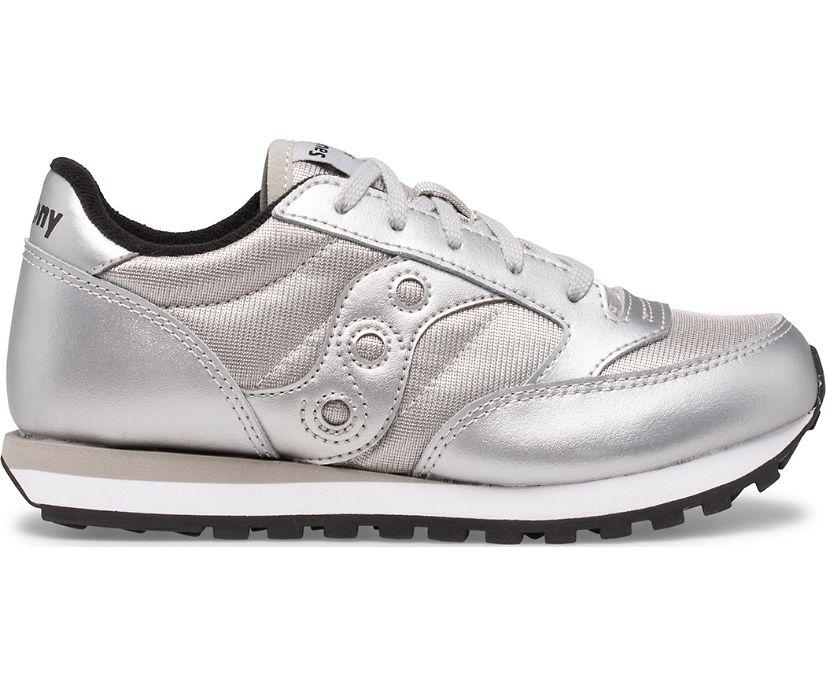 Jazz Original Sneaker, Silver, dynamic
