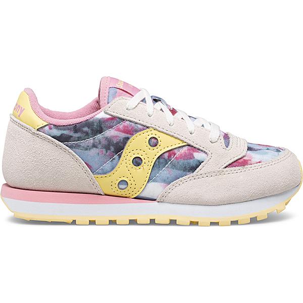 Jazz Original Sneaker, White | Pink Multi, dynamic