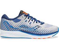 Ride ISO 2 Sneaker, Grey | Blue, dynamic