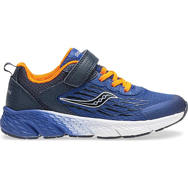 Wind A/C Sneaker, Navy, dynamic