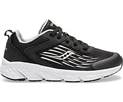 Wind Lace Sneaker, Black, dynamic