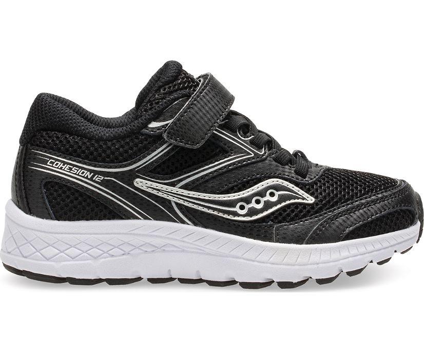 Cohesion 12 A/C Sneaker, Black, dynamic