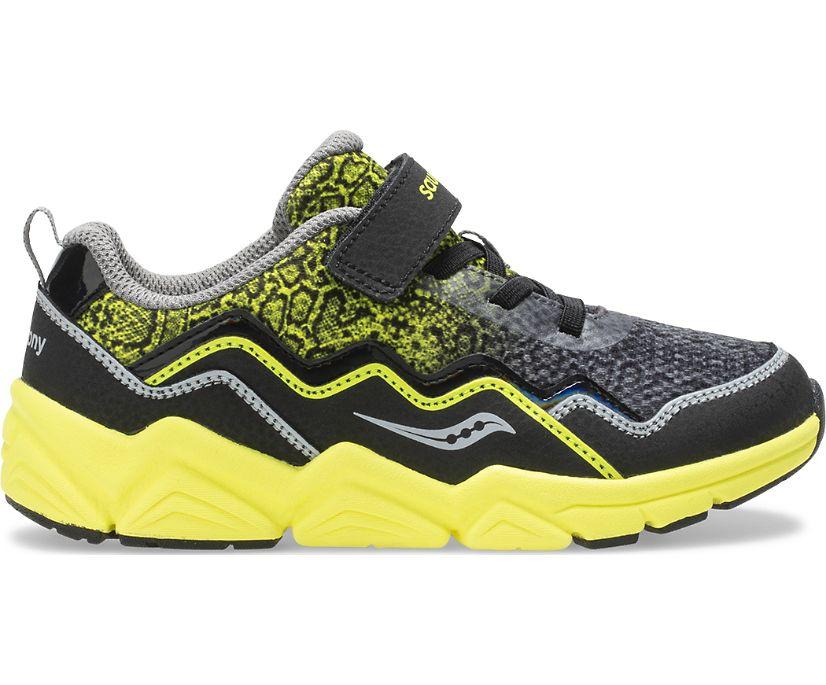 Flash A/C 2.0 Sneaker, Black | Citron, dynamic