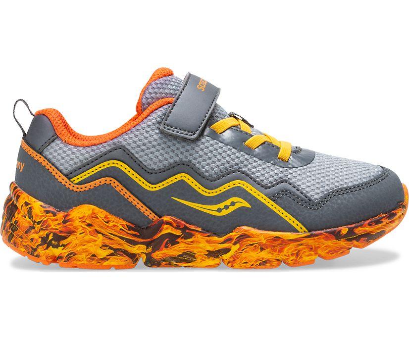 Flash A/C 2.0 Sneaker, Grey | Flame, dynamic