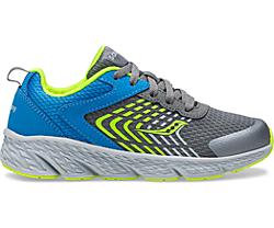 Wind Lace Sneaker, Blue | Grey, dynamic