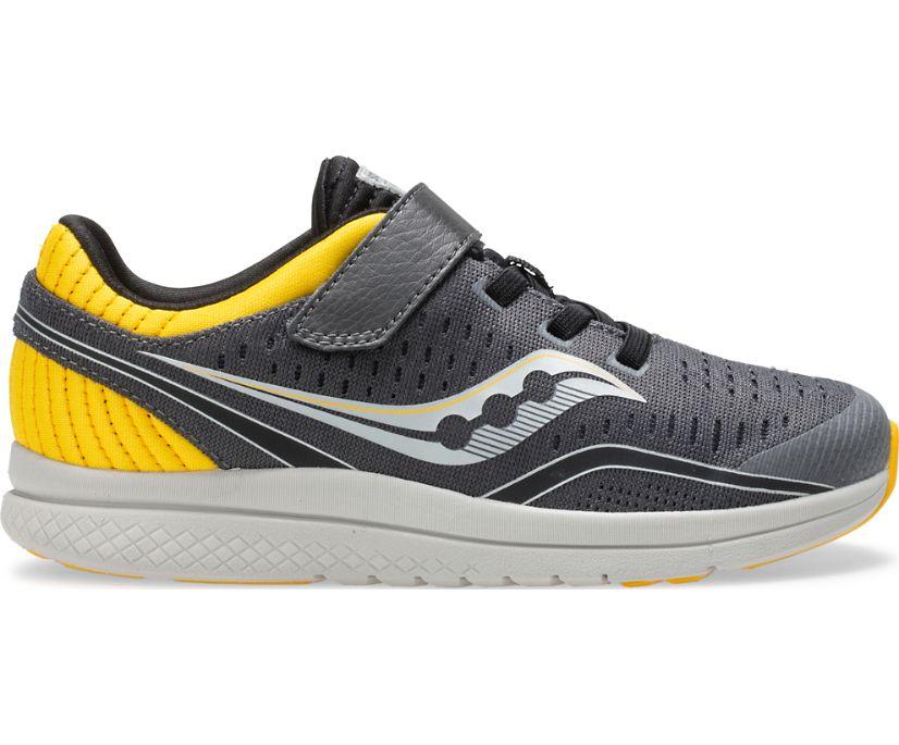 Kinvara 11 A/C Sneaker, Grey   Yellow, dynamic