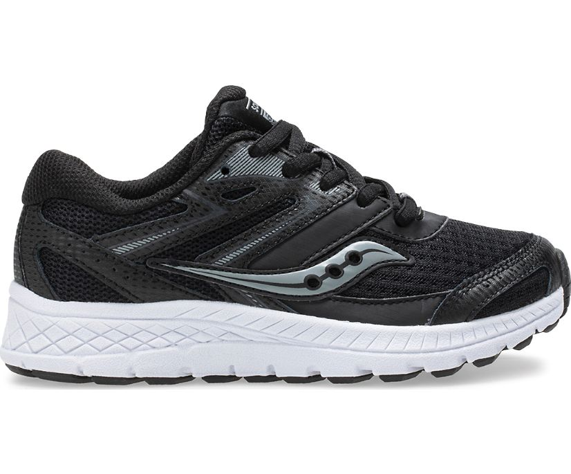 Cohesion 13 Lace Sneaker, Black, dynamic