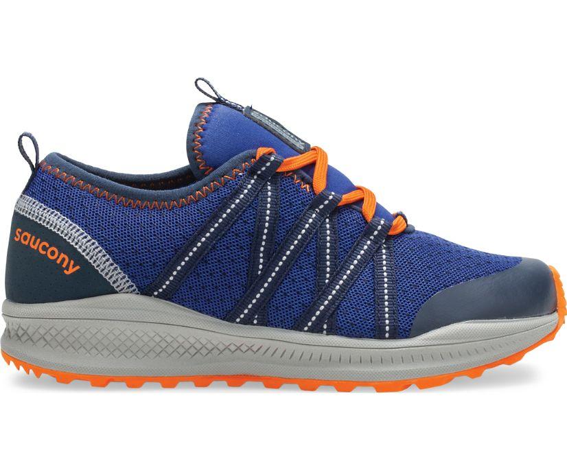 Shift Sneaker, Navy   Orange, dynamic