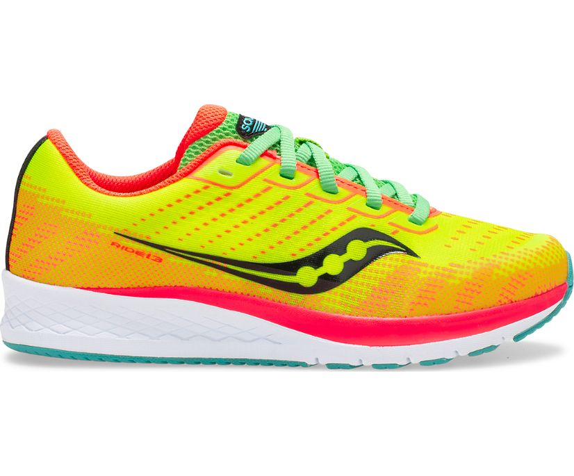 Ride 13 Sneaker, Citron | Mutant, dynamic