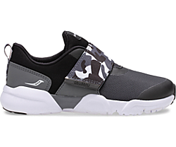 Vertex A/C Sneaker, Grey | Black, dynamic