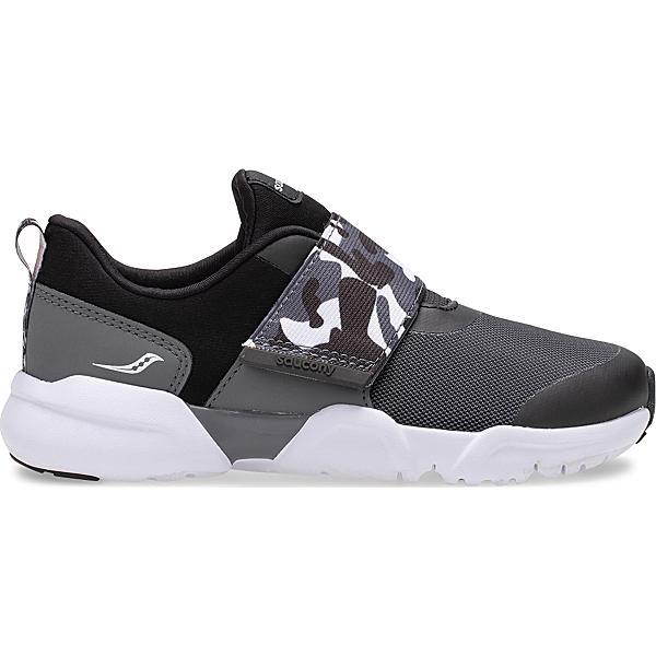 Vertex A/C Sneaker, Grey   Black, dynamic