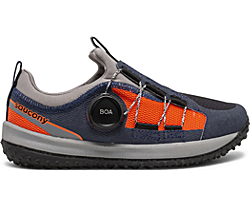 Switchback 2.0 Sneaker, Navy | Orange, dynamic