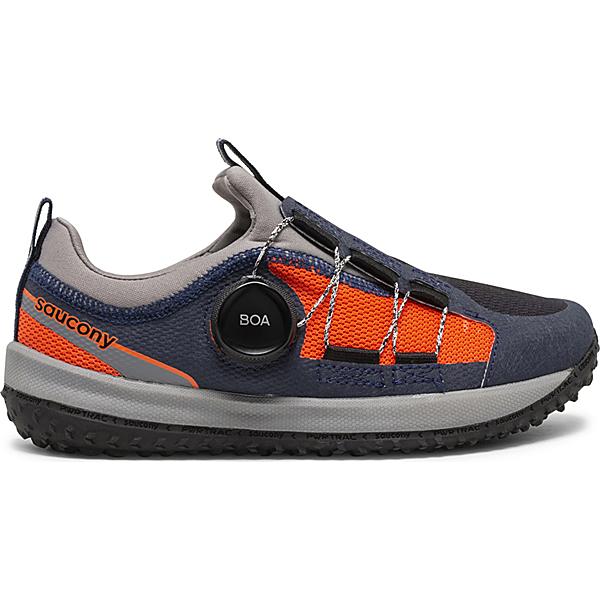 Switchback 2.0 Sneaker, Navy   Orange, dynamic