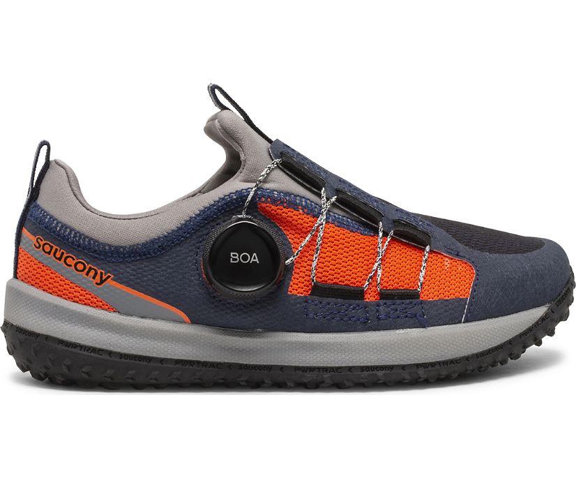 Switchback 2.0 Sneaker, Navy | Orange, dynamic