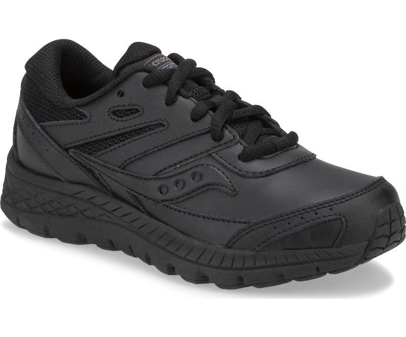 Cohesion 13 Lace Sneaker, Black | Black, dynamic