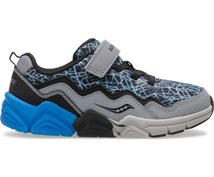Flash A/C 2.0 Sneaker, Grey | Black | Blue, dynamic