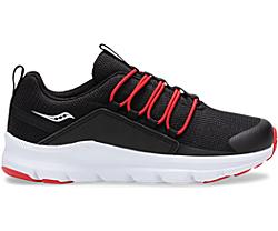 Stretch & Go Sneaker, Black, dynamic
