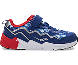 Flash A/C 2.0 Sneaker, Blue | Red | White, dynamic