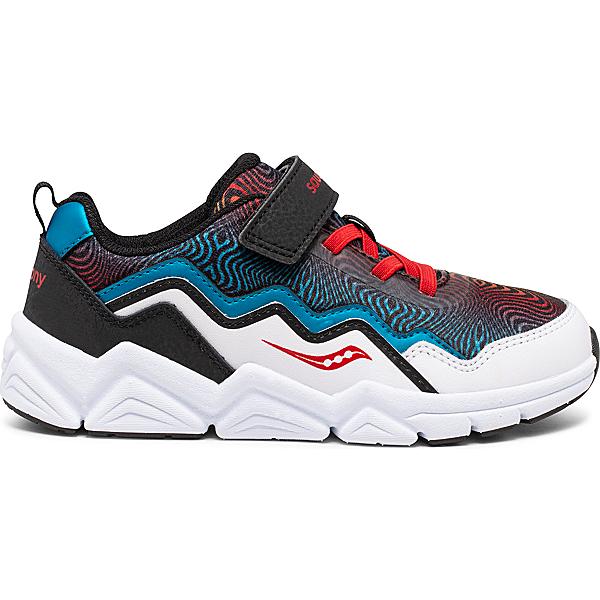 Flash A/C 2.0 Sneaker, Black   White   Red   Blue, dynamic