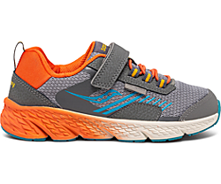 Wind Shield A/C Sneaker, Grey | Orange | Blue, dynamic